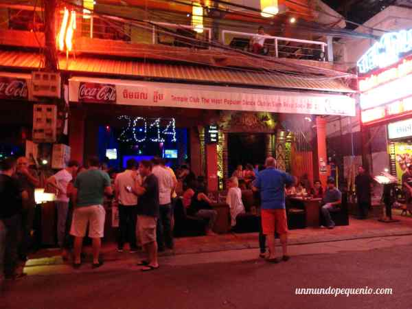 Temple Bar en Siem Reap