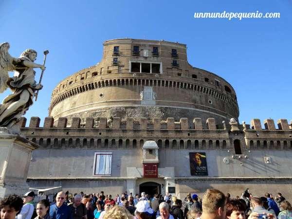 Castel Sant'Angelo en el Vaticano