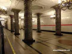 Estación Avtovo de línea 1