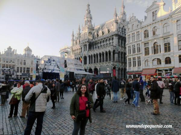Casa del Rey en Bruselas
