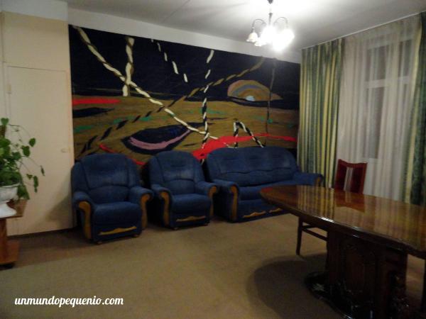 Sala común Sherston Hotel