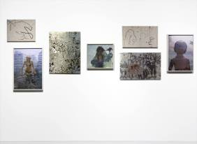 installation view, House of Foundation