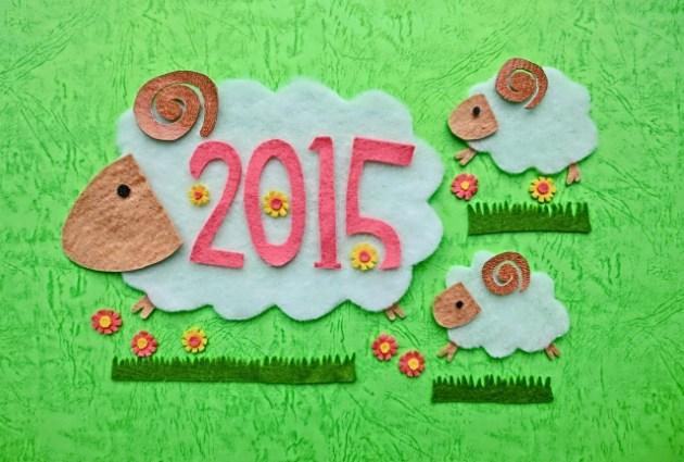 2015年の年賀状を出さない男女比の割合はどれくらい?