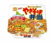 やきそば弁当が関東のコンビニ上陸!│北海道で大人気の中華スープ付きカップ焼きそばのカロリーは?