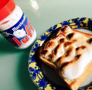 フラフマシュマロクリームプラザオススメ美味しい