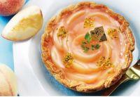 パブロ「桃とレモンクリームのチーズタルト」のカロリーは?どこの店舗で販売してるの?