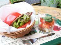モス大崎店限定トマト「とま実バーガー」のカロリーは?限定数は?期間はいつまで?