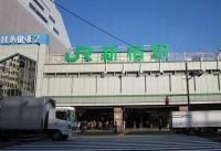 新宿ルミネ1、2、ルミネエストの行き方【新宿駅から】迷わない・雨でも濡れないコツ