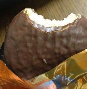 森永和栗ケーキ味感想カロリー期間いつまで比較