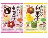 丸美屋「かわいい和菓子の素」カロリーは?作り方は簡単?子どもでもできる?ことりセット、うさぎセットの違いは?
