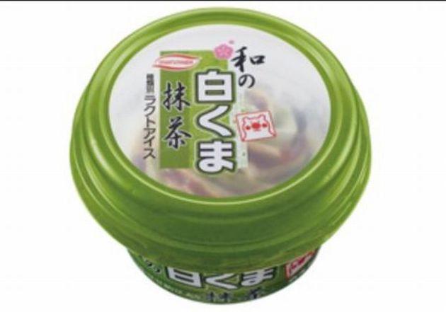 丸永製菓「和の白くま 抹茶」カロリーは?味の比較と感想は?コンビニで買える?