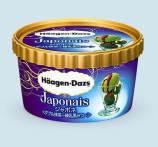 ハーゲンダッツジャポネ「ダブル抹茶練乳黒みつ」カロリーは?ヨーカドーでは買える?