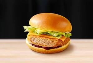 マクド「大阪ビーフカツバーガー」カロリーは?味の感想・口コミは?