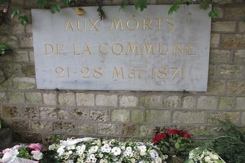 Hommage à la Commune de Paris