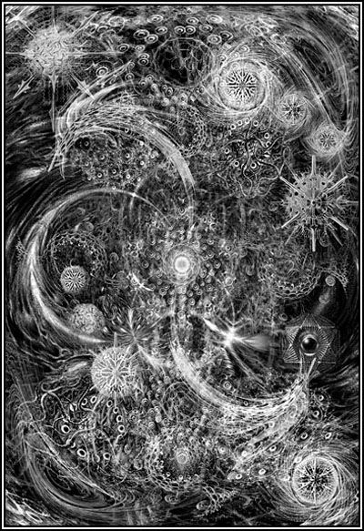 Yog-Sothoth, from The Haunter of the Dark