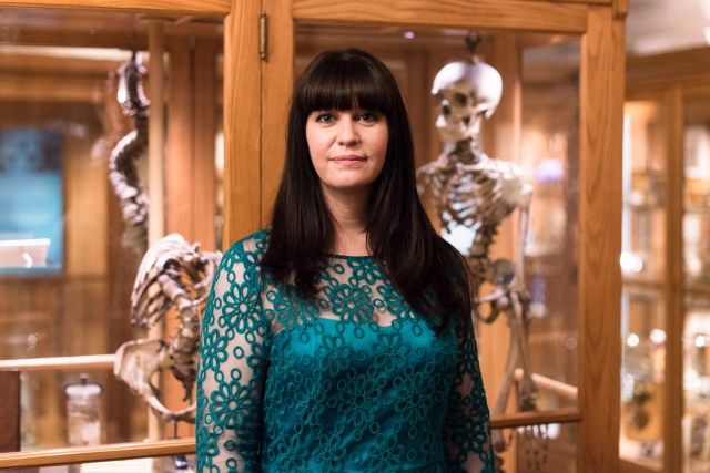 Death Salon: Mütter Museum on October 4-6, 2015.