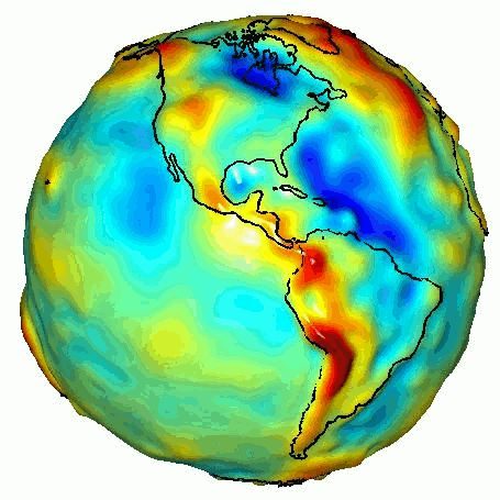 earth not a perfect sphere