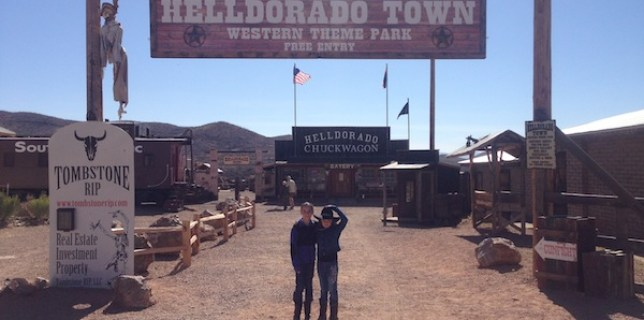 Wild Wild West and the terrors of Tombstone