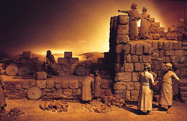 Time with Nehemiah – The Rebuilding