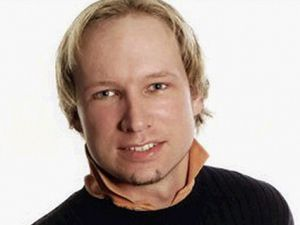 Breivik is going all Hitler and all - who'd thought it?