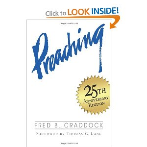 Engaging Preaching (Fred Craddock) - Part I
