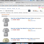 "Oh come on, Amazon.co.uk – Nothing like ""get your rape gear"""
