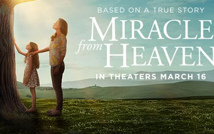"Review, ""Miracles from Heaven"" (film)"
