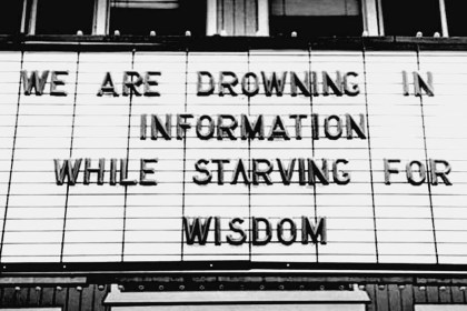 on the Information Age…