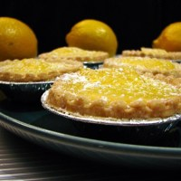 I Make Lemon Tarts, Luscious Lemon Tarts
