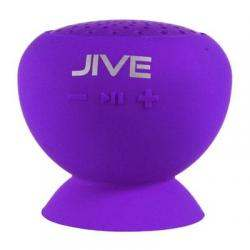 PC Treasures – Lyrix JIVE Wireless Bluetooth Speaker (Purple)