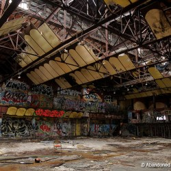 20 Abandoned Places in NYC: Asylums, Hospitals, Power Plants, Islands, Forts