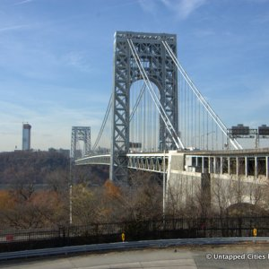 Top 10 Secrets of the George Washington Bridge Connecting NYC and New Jersey