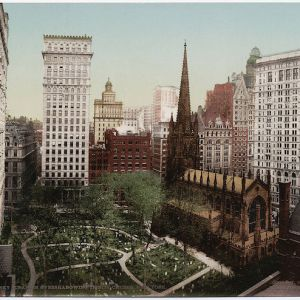 Top 10 Secrets of Trinity Church in NYC