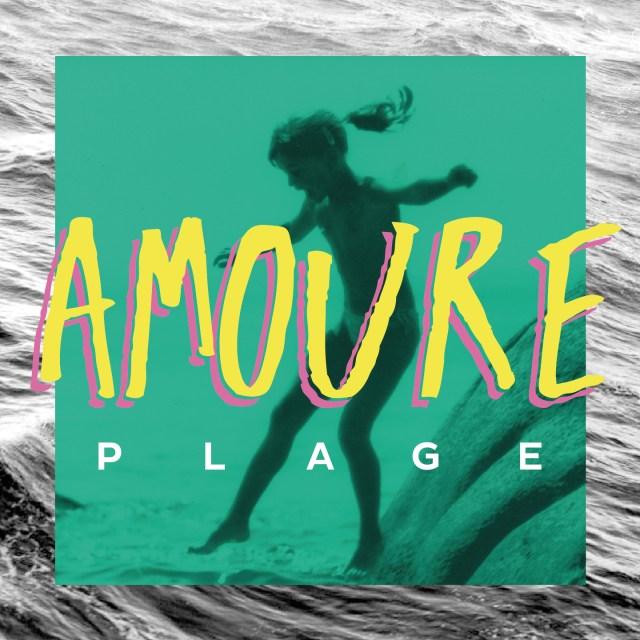 Amoure - Plage artwork - Copie