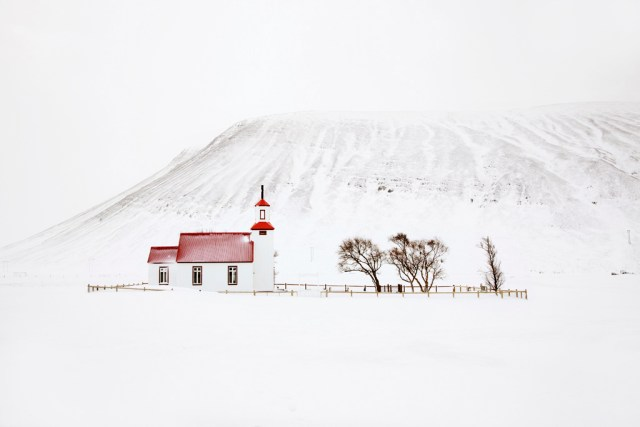 Chapelle blanche© Christophe Jacrot