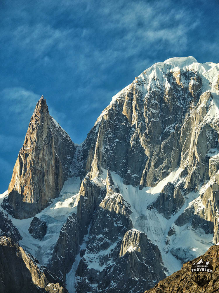 #Pakistan #Mountain #Hunza #LadyFinger