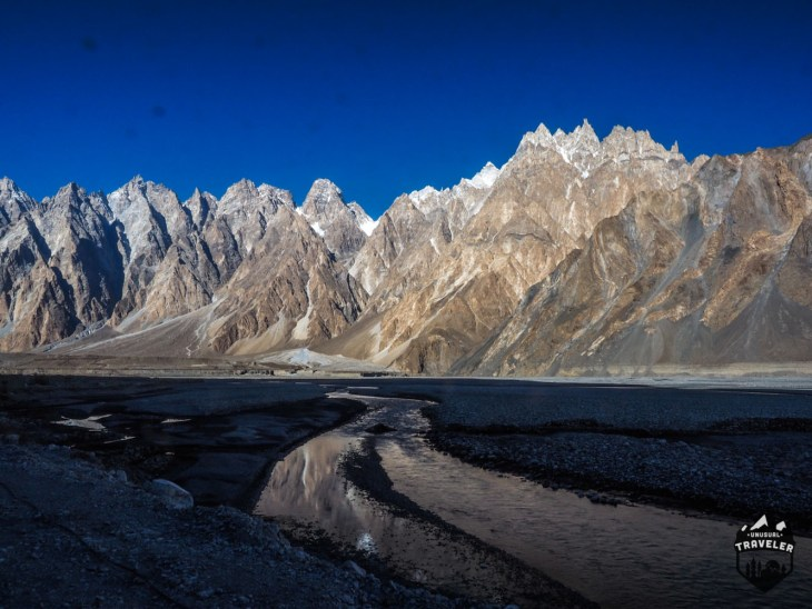 #Pakistan #Karakoram Highway #Passu #kkh #hiking