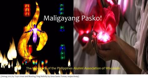UPAAW CHRISTMAS CARD 2015