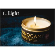 Erotic Massage Candle