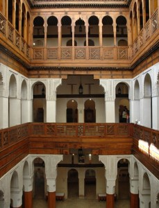 Caravanserai, Dar, Fez, House in Fes, Riad in Fes