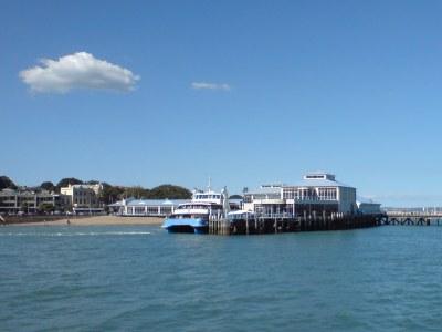 Devonport Wharf, Auckland