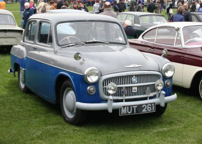 File:Hillman Minx Mk VIII registered January 1955 1390cc.JPG - Wikimedia Commons