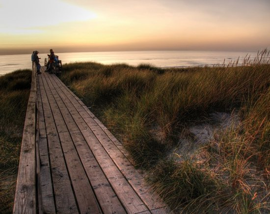 Strand bei Klappholttal, Sylt, Germany %photo