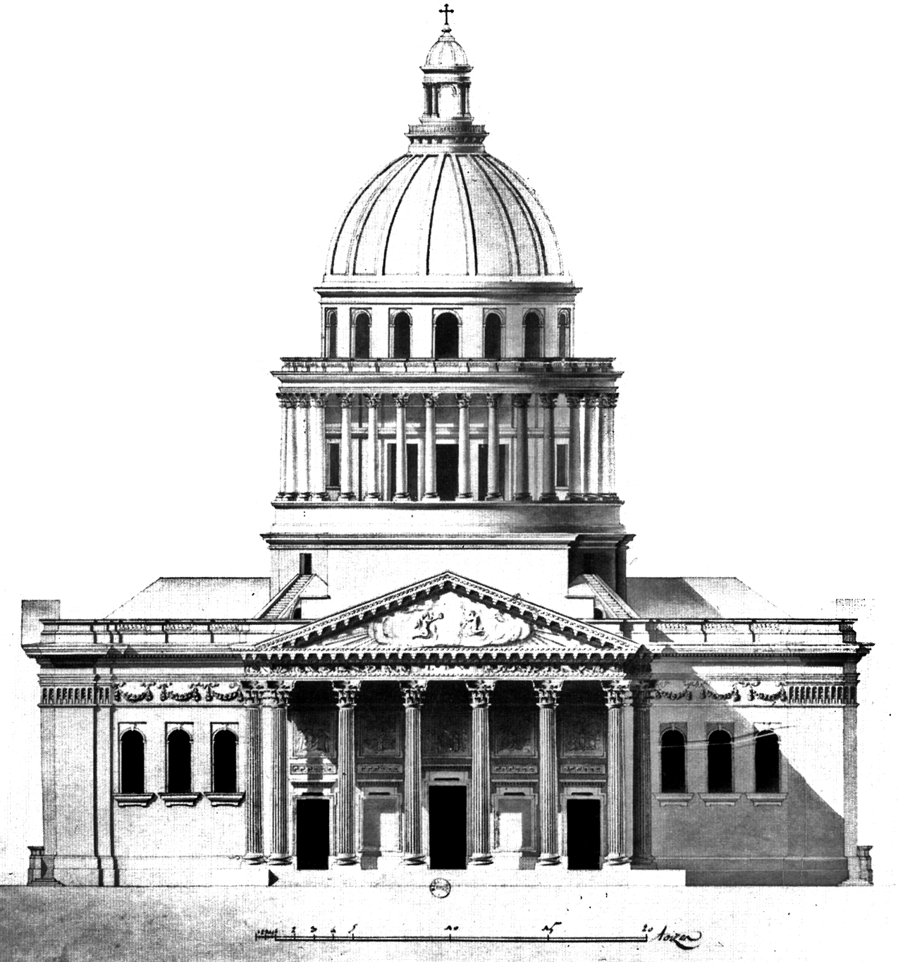 Exellent Architecture Drawing Png C Intended Inspiration Decorating
