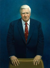 Tip O'Neill, Painting by Robert Vickery