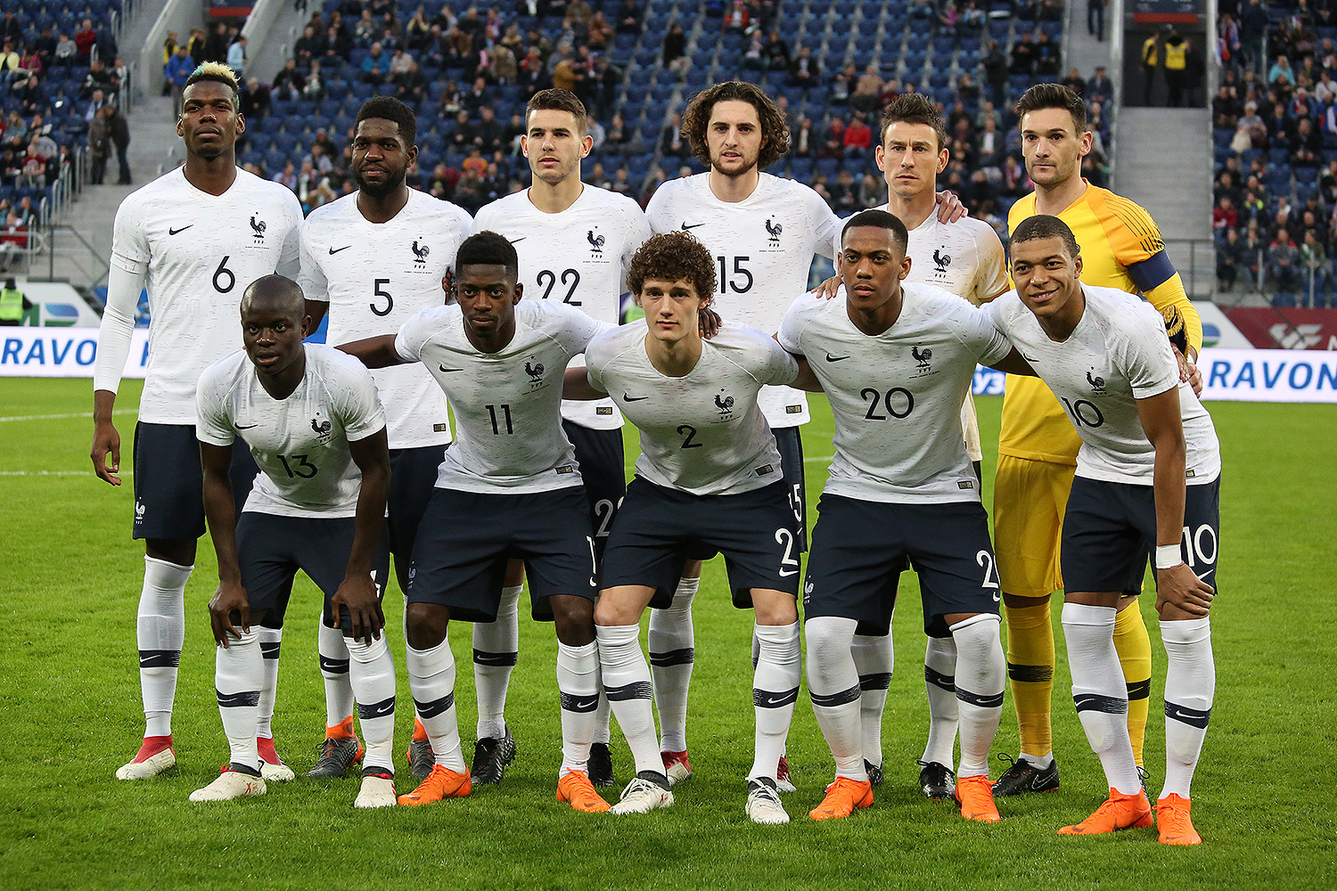 File France national football team 2018 jpg   Wikimedia Commons File France national football team 2018 jpg