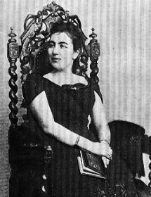 English: Elena Văcărescu or Hélène Vacaresco (...