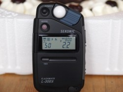 Small Of Sekonic Light Meter