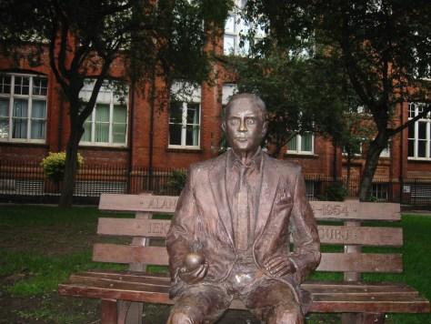 Alan Turing Memorial