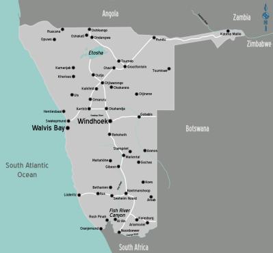 Namibia – Travel guide at Wikivoyage